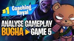 BUGHA GAME 5 ET 6 - CHAMPION DU MONDE FORTNITE