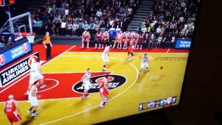 NBA2K16 invisible players annoying bug