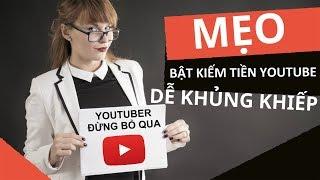 Mẹo Bật Kiếm Tiền Youtube 2019 Dành Cho Kênh Mới | Duy MKT