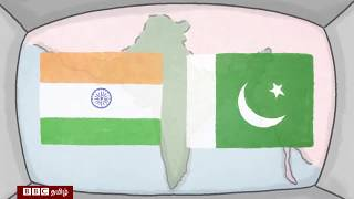 How India and Pakistan got separated?