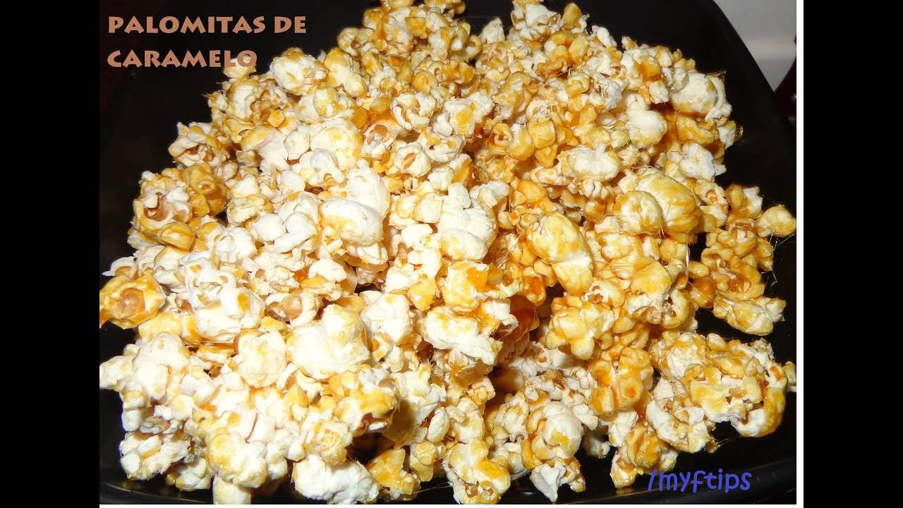 Palomitas acarameladas related keywords palomitas - Como hacer palomitas de maiz ...