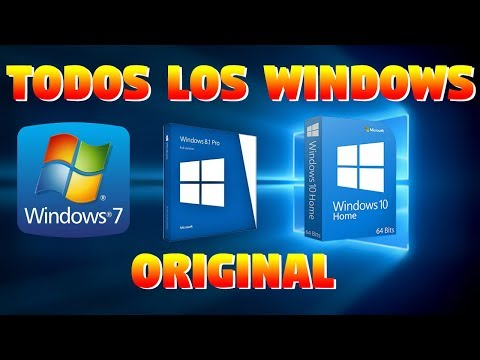 COMO DESCARGAR WINDOWS 7, 8, 8.1,10 GRATIS Y LEGAL (2019) - Original