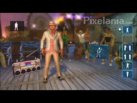 Video Reseña Dance Central - Pixelania