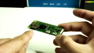 Présentation du Nano ordinateur Raspberry Pi Zero W | Starter Kit Melopero