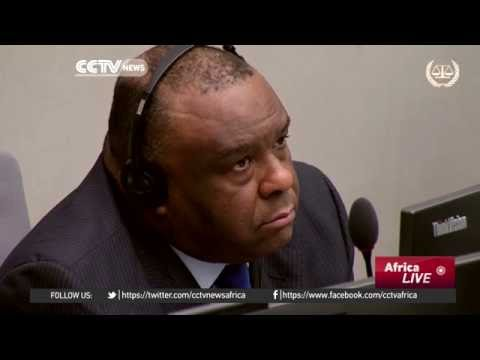 Former Congolese warlord Jean-Pierre Bemba plans to appeal ICC conviction