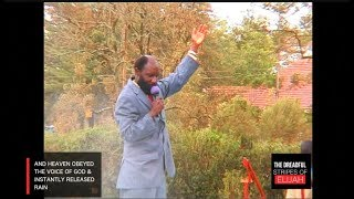 WHEN HEAVEN OBEYED THE MIGHTIEST PROPHET OF THE LORD AND RELEASED RAIN - NJORO RAIN