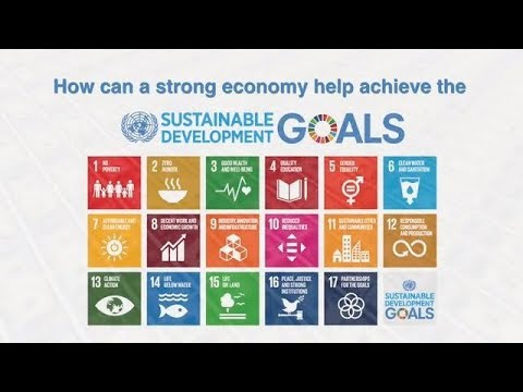 The Global Economy and the Global Goals