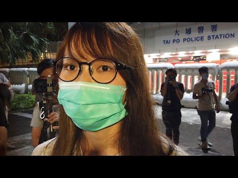 周庭氏が保釈 今回が一番怖かった 欅坂46の不協和音が頭の中に