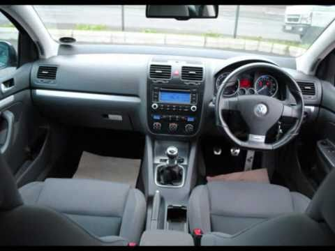 Volkswagen golf 3 2 v6 r32 4motion youtube for Golf 5 interieur 2008