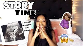 16 AND PREGNANT! (telling my mom😳 actual pics and videos included!) |TEEN MOM|
