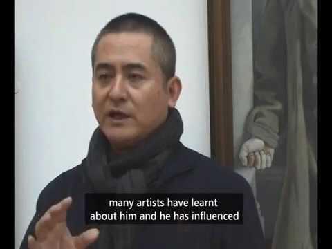 Zeng Fanzhi on Lucian Freud