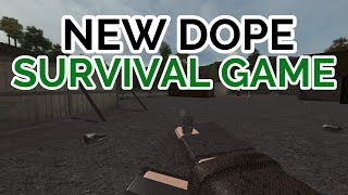 NEW DOPE SURVIVAL GAME! | State of Anarchy | ROBLOX