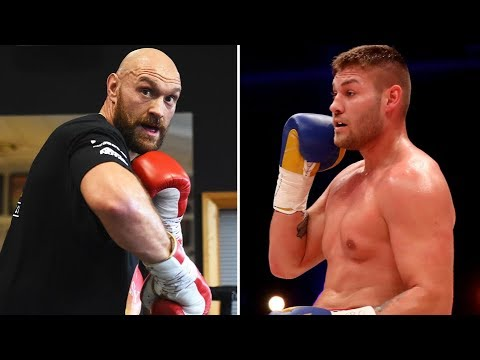 Tyson Fury vs Tom Schwarz Highlights - Fury vs Schwarz Highlights (Preview)