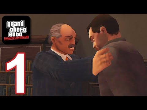 Grand Theft Auto: Liberty City - Gameplay Walkthrough Part 1 (iOS, Android)