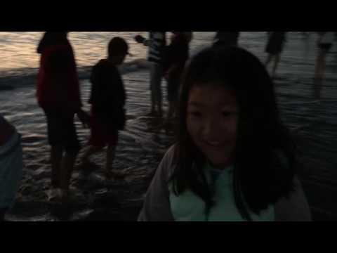 Santa Monica beach fun !