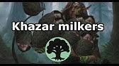 Khazar Milkers webm - YouTube