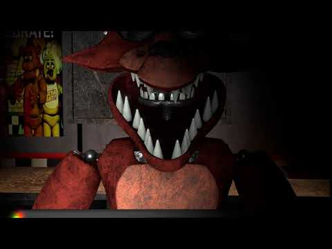unwithered foxy death scene