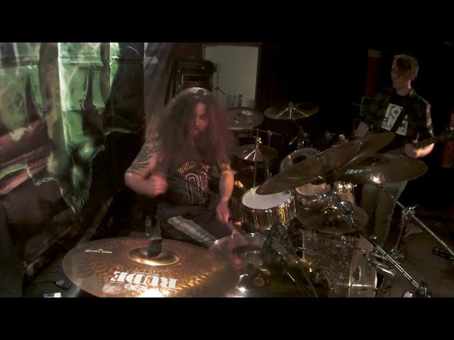 Axxelerator Drumcam - Blind