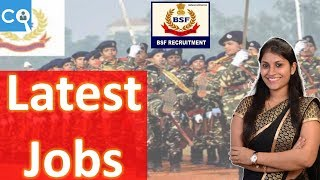 Border Security Force (BSF) 1,072 Head Constables