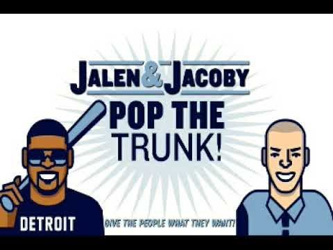 Jalen & Jacoby  05/08/18, Pistons Lost Stan, Embiid Trash Talk, Home Court