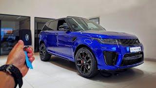 2020 Range Rover SPORT SVR 5.0…