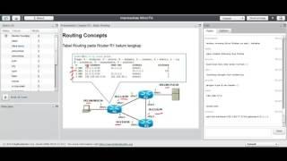 mikrotik training online 2 ilmujaringan Routing static and dinamic