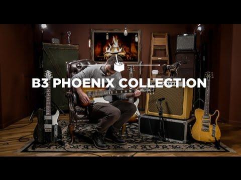 Secret Stash: Joel's B3 Phoenix Collection