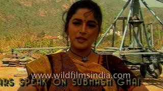 Subhash Ghai - a profile on the Indian filmmaker and showman of Bollywood