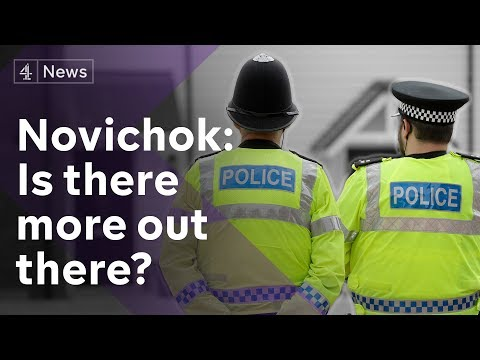 How did new Novichok poisoning in UK happen?