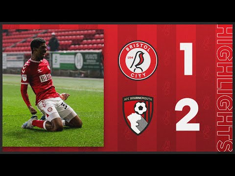 Bristol City Bournemouth Goals And Highlights