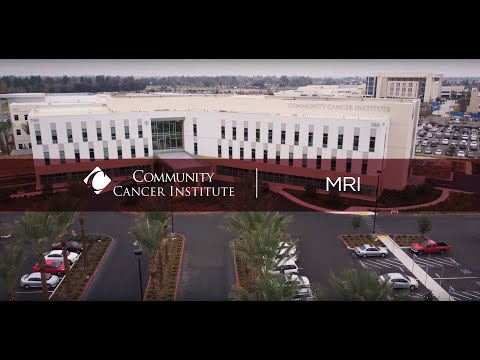 Community Cancer Institute - MRI Scanner