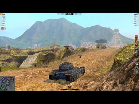 FV215B & St. Emil - World of Tanks Blitz thumbnail