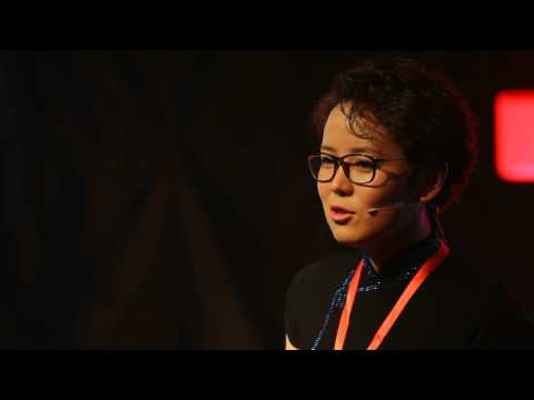 Let's run together! | Saranchuluun Otgon | TEDxChinggisCity