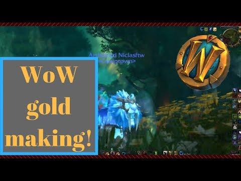 ULTIMATE GOLD MAKING STARTER COMPILATION | World of Warcraft Legion 7.3.5