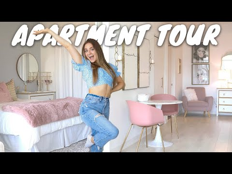TORONTO APARTMENT TOUR 2021 !! (modern & girly)