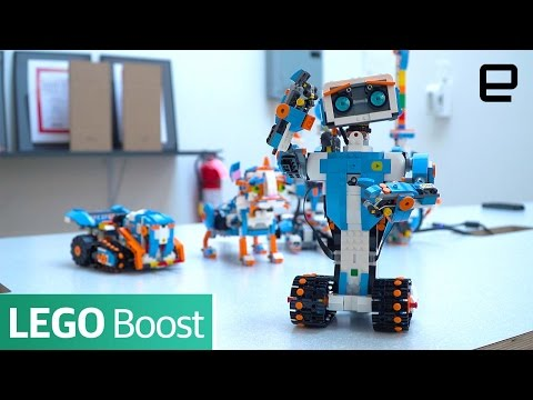 Lego Boost: Hands-On