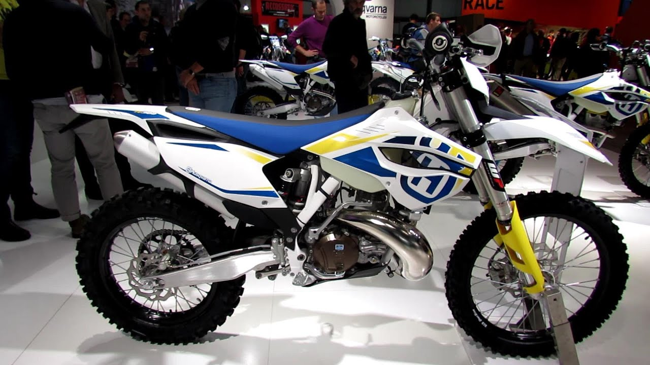 2014 husqvarna te 300 walkaround 2013 eicma milan motorcycle exhibition youtube. Black Bedroom Furniture Sets. Home Design Ideas