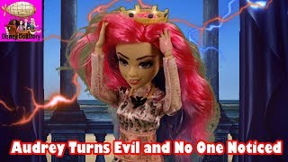 Audrey Turns Evil and No One Noticed - Part 30 Descendants Friendship Series