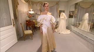 Watch Bride Say 'I Do' Wearing Family's 120-Year-Old Wedding Dress