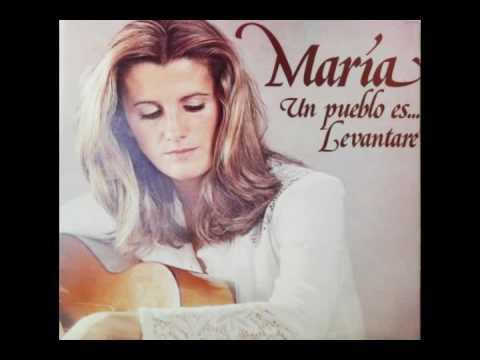 Maria Ostiz - No Sabes Como Sufri / Por Tu Libertad / Aleluya Del Silencio / Canto Al Sol