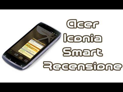 Acer Iconia Smart, la recensione completa in italiano by AndroidWorld.it