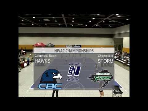 NWACVB: GAME 14 CHEMEKETA VS COLUMBIA BASIN