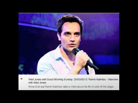 Ramin Karimloo on BBC Radio (25.3.12)