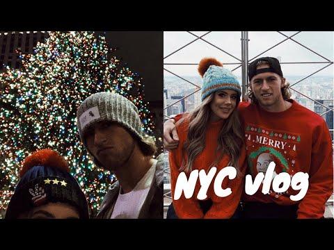 MY FIRST VLOG: NYC