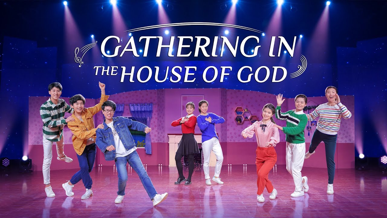 "2020 Christian Dance | ""Gathering in the House of God"" 