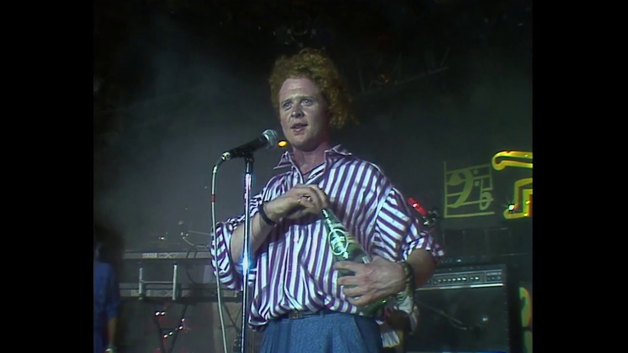Montreux Jazz Festival >> Simply Red - Holding Back The Years (Live In Montreux ...