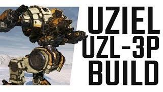 The Solaris Champion Uziel UZL-3P - Mechwarrior Online The Daily Dose #501