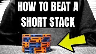 How to Beat a Poker SHORT STACK