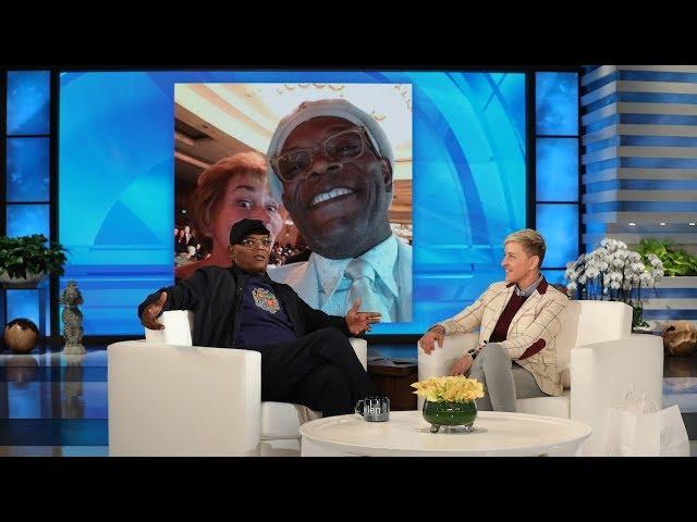 Samuel L. Jackson Spent His 70th Birthday Dancing with Judge Judy