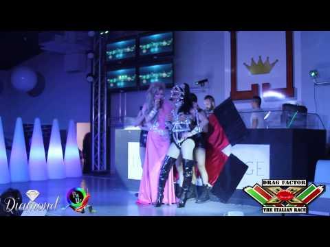 Drag Factor Umbria - Prima Eliminazione - 21 Marzo 2014 Pik-Up/Diamond@Terni (Oltreverso Disco Club)